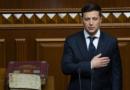 """Zelenskij prodal Ukrajinu. """"Sluha lidu"""" udělal to, na co si dosud žádný prezident Ukrajiny netroufl"""