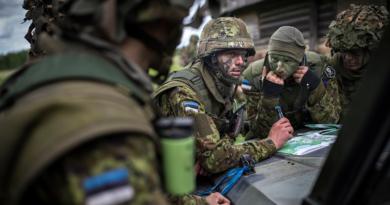 """V Estónsku začína najväčšie vojenské cvičenie za posledných 25 rokov """"Swift Response"""""""